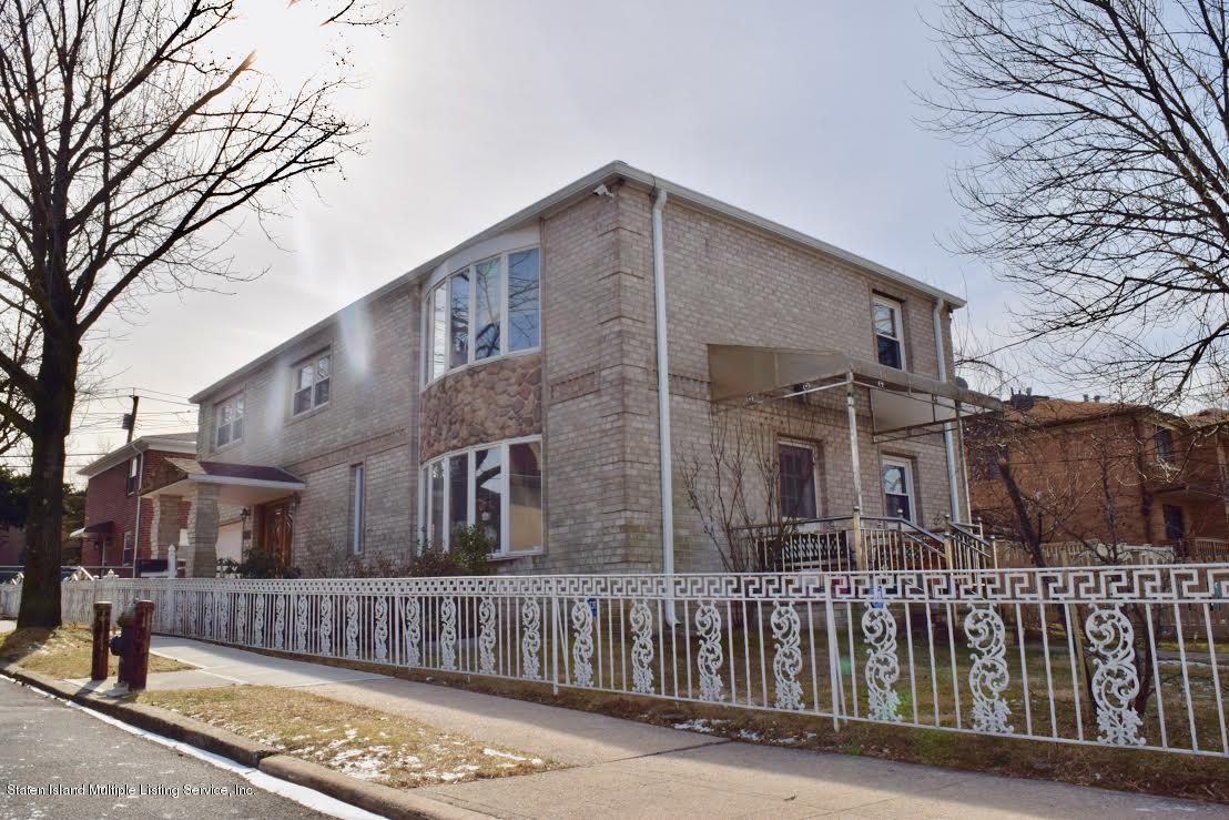 Two Family - Detached 186 Seneca Avenue  Staten Island, NY 10304, MLS-1126061-2