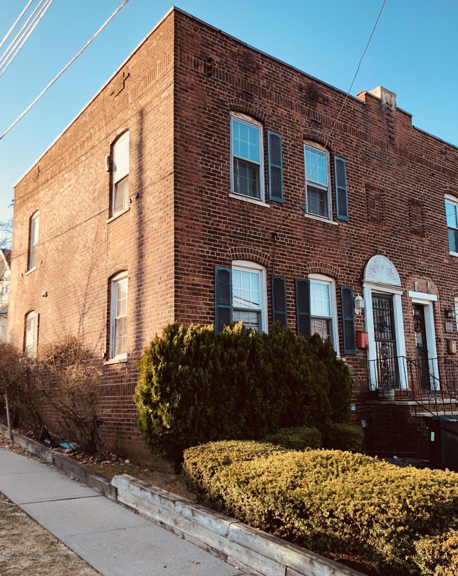 Single Family - Semi-Attached in New Brighton - 100 Prospect Avenue  Staten Island, NY 10301