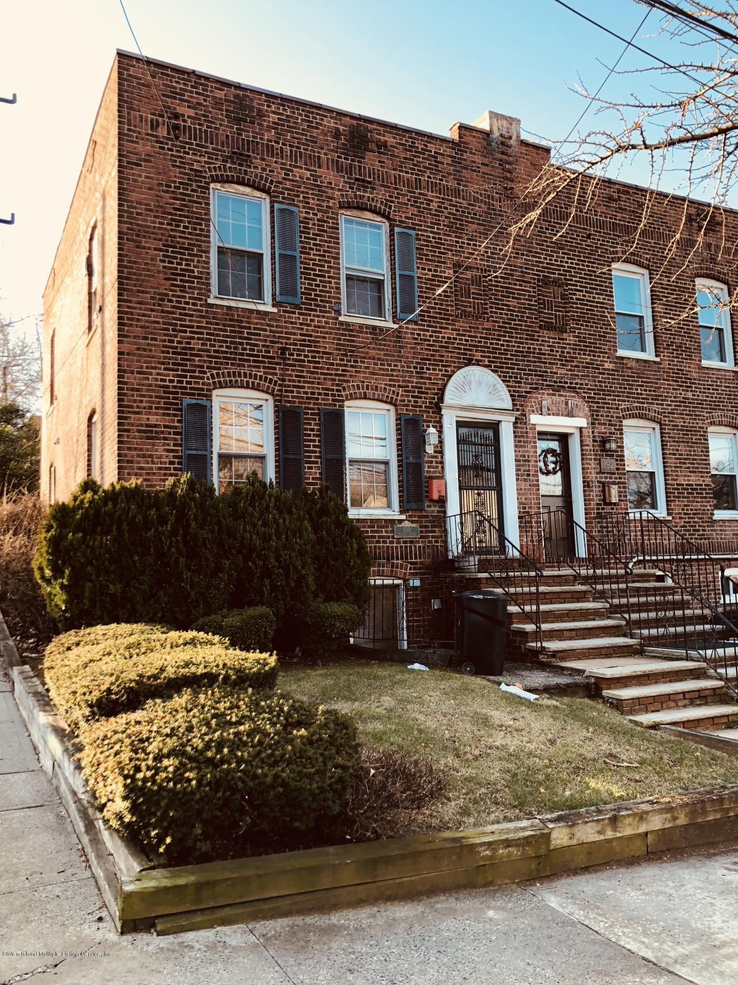 Single Family - Semi-Attached 100 Prospect Avenue  Staten Island, NY 10301, MLS-1126148-3