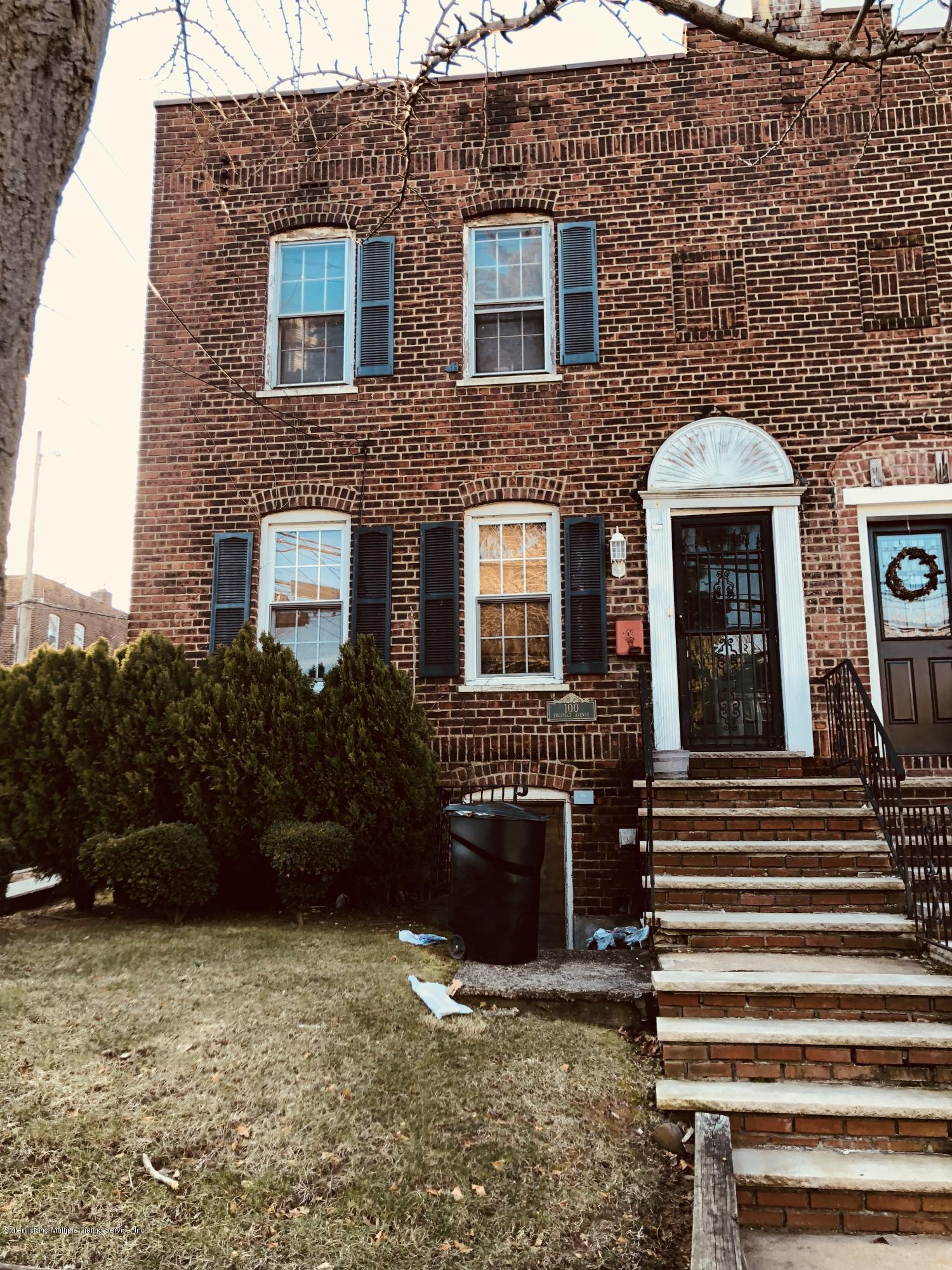 Single Family - Semi-Attached 100 Prospect Avenue  Staten Island, NY 10301, MLS-1126148-4