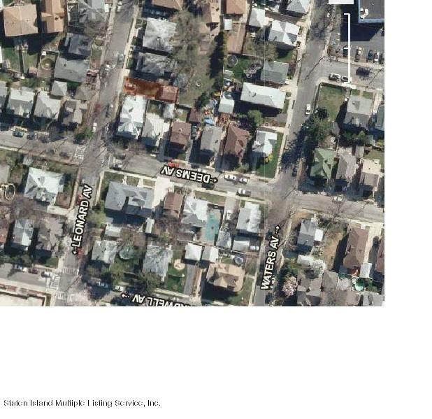 Land/Lots 14 Leonard Avenue  Staten Island, NY 10314, MLS-1126151-2