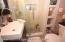 NEW CUSTOM PRIVATE 3/4 BATH IN MASTER BEDROOM