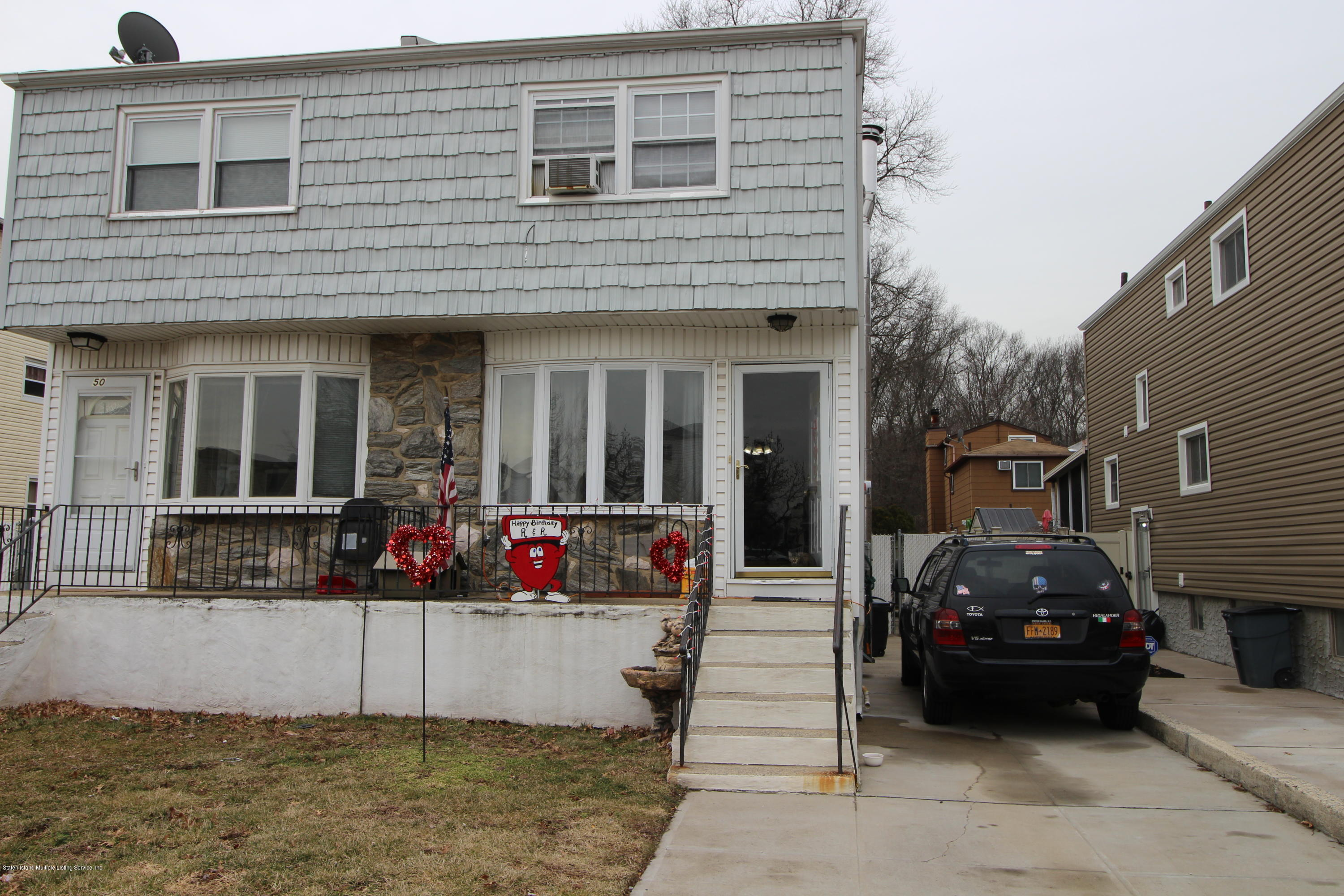 Single Family - Semi-Attached in New Springville - 48 Mulberry Avenue  Staten Island, NY 10314