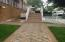NEW PAVERS IN FRONT YARD