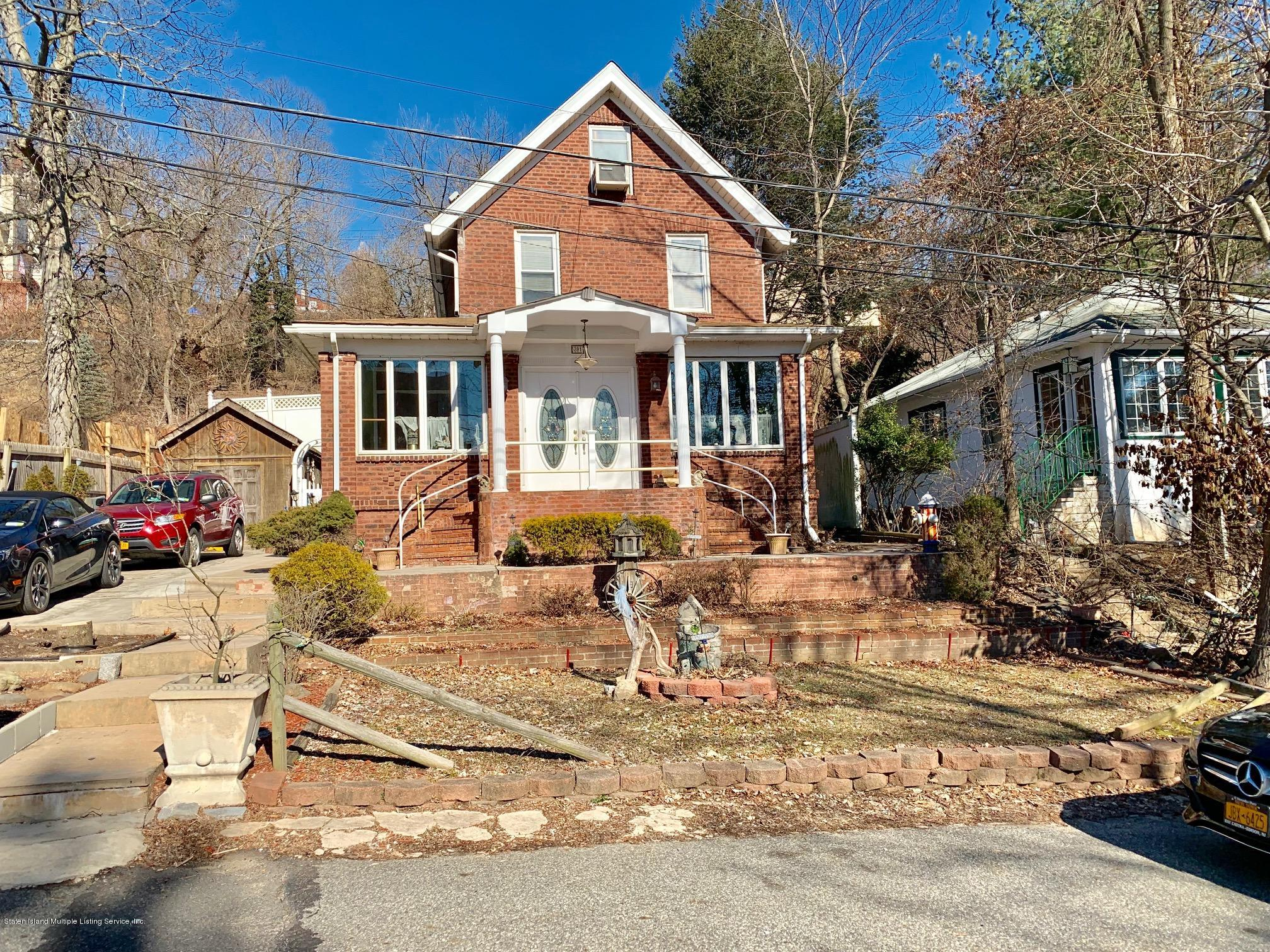 Single Family - Detached in Richmond Town - 391 St George Road  Staten Island, NY 10306