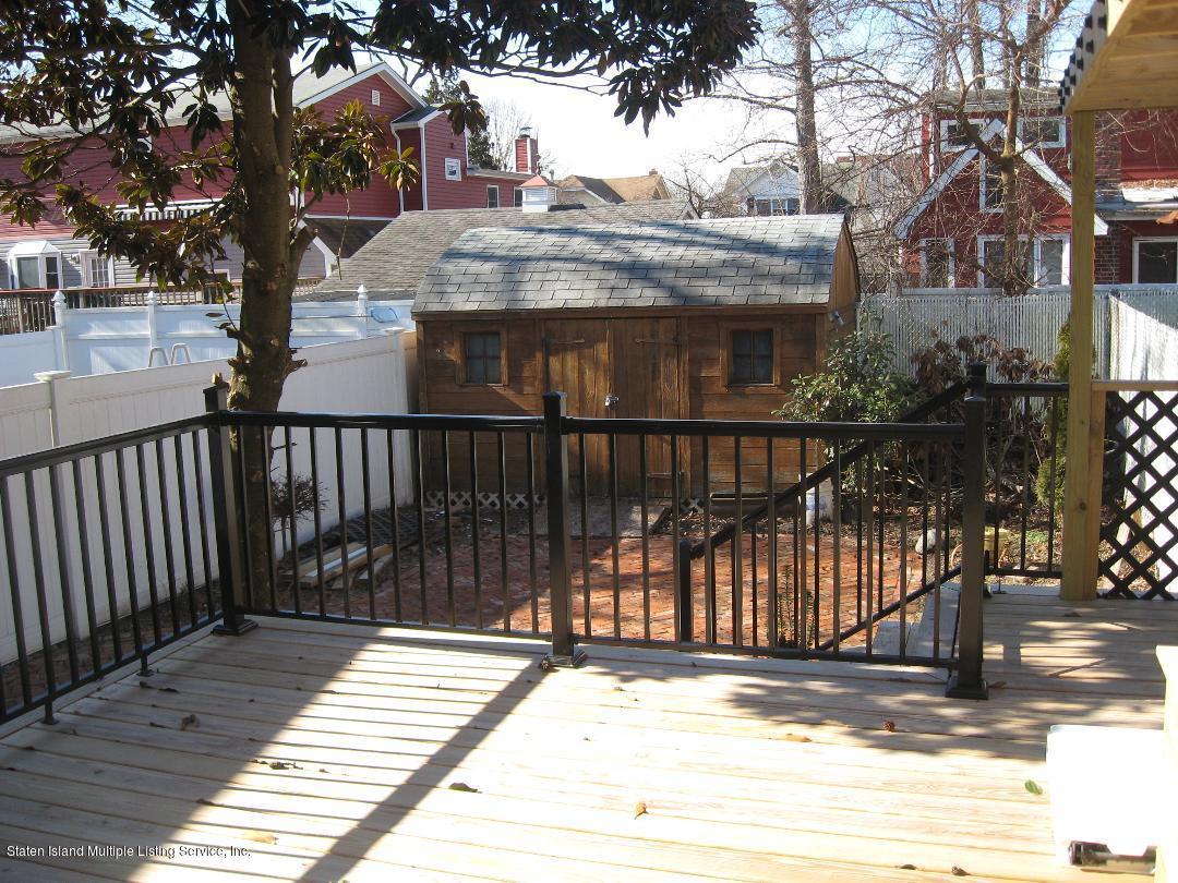 Single Family - Detached 502 Yetman Avenue  Staten Island, NY 10307, MLS-1126226-21