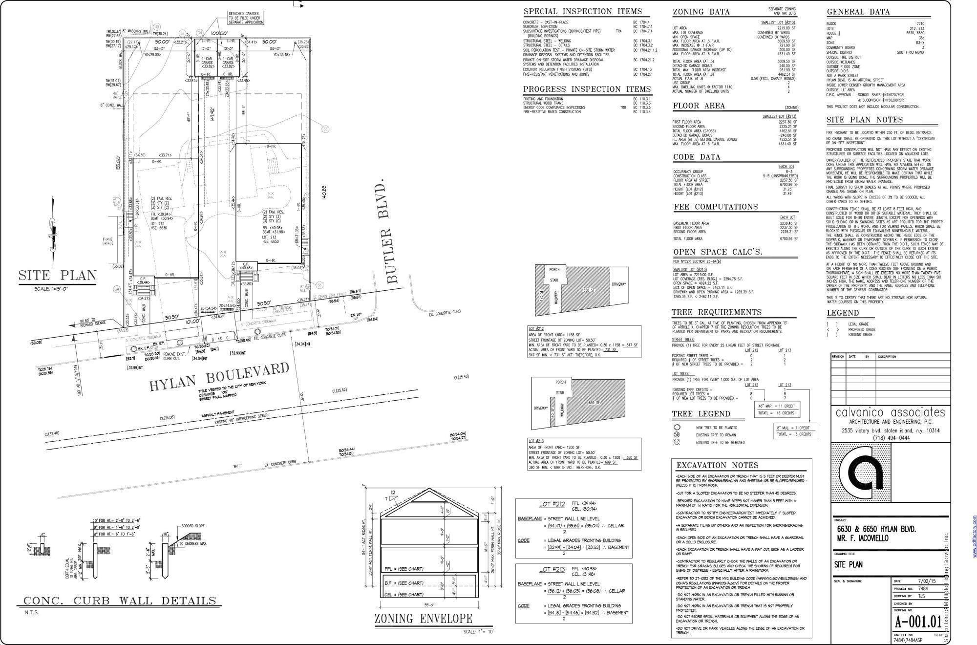 Two Family - Detached 6650 Hylan - B Boulevard  Staten Island, NY 10309, MLS-1125933-4