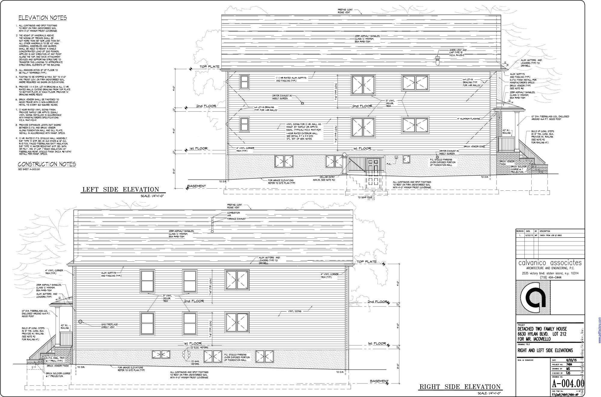 Two Family - Detached 6650 Hylan - B Boulevard  Staten Island, NY 10309, MLS-1125933-3