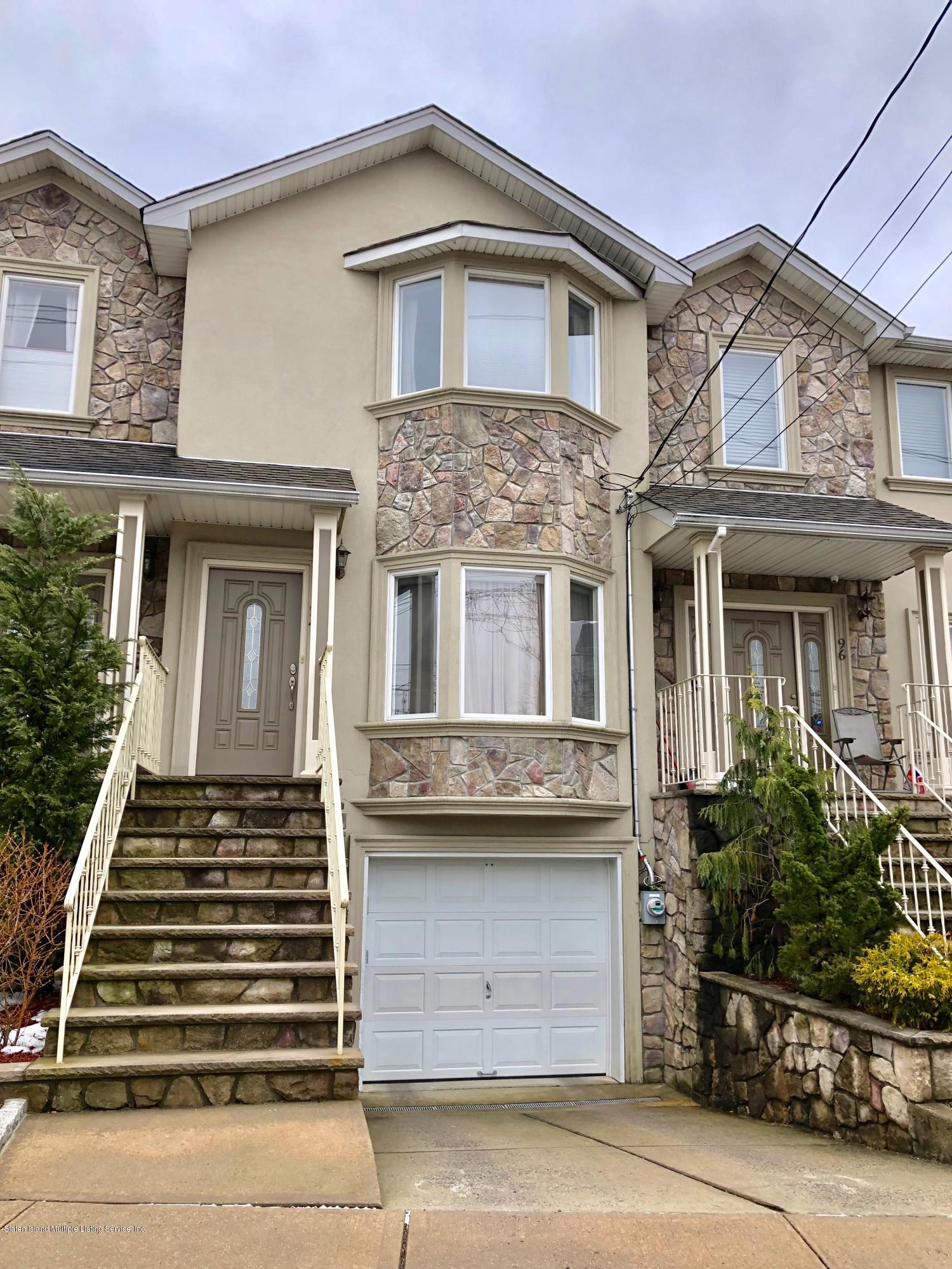 Single Family - Attached in Eltingville - 94 St. Albans Place  Staten Island, NY 10312