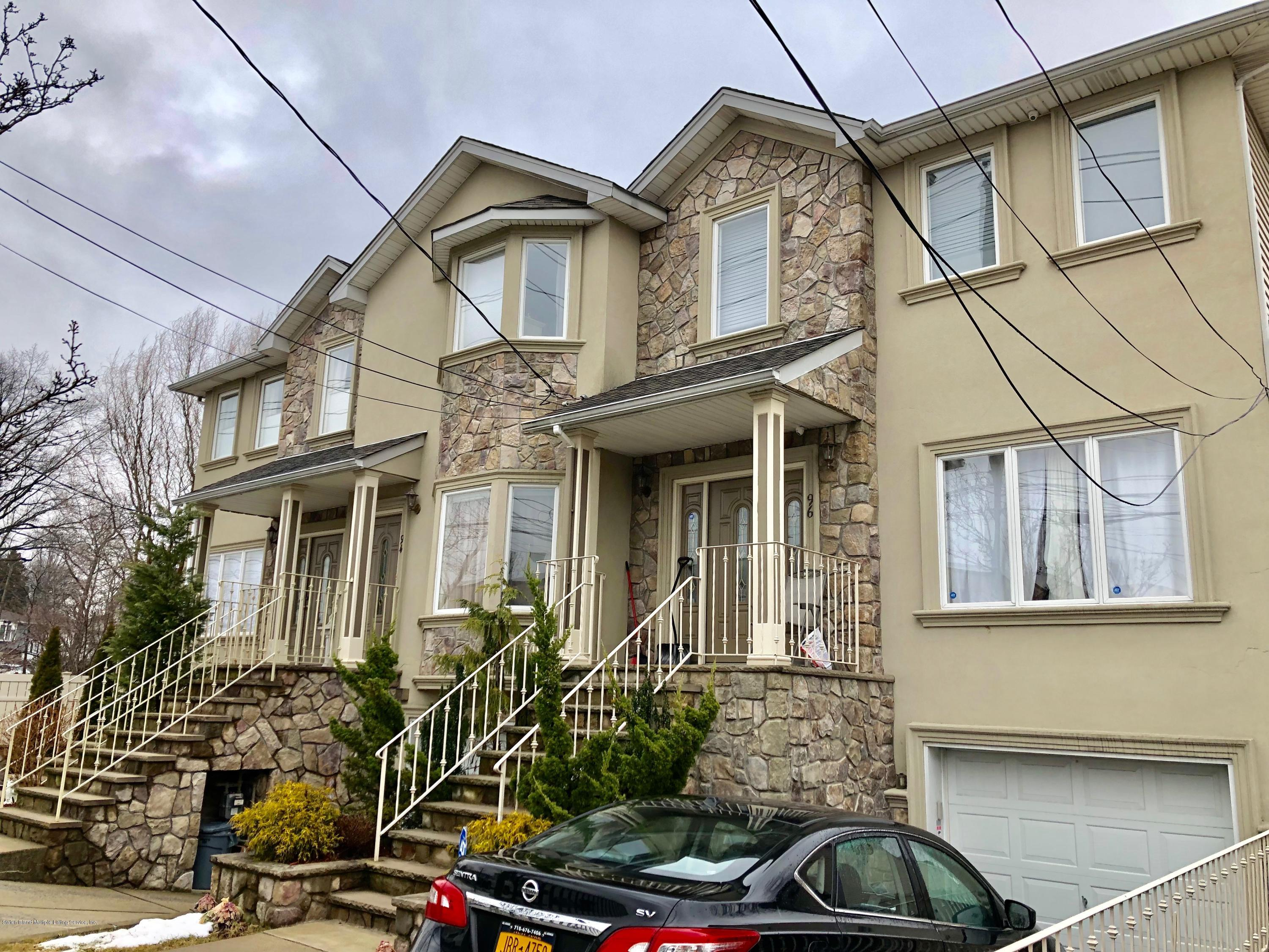 Single Family - Attached 94 St. Albans Place  Staten Island, NY 10312, MLS-1126337-2
