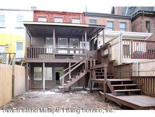 Single Family - Attached 83 Harrison Street  Staten Island, NY 10304, MLS-1126400-18