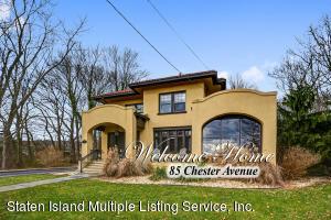 85 Chester Avenue, Staten Island, NY 10312