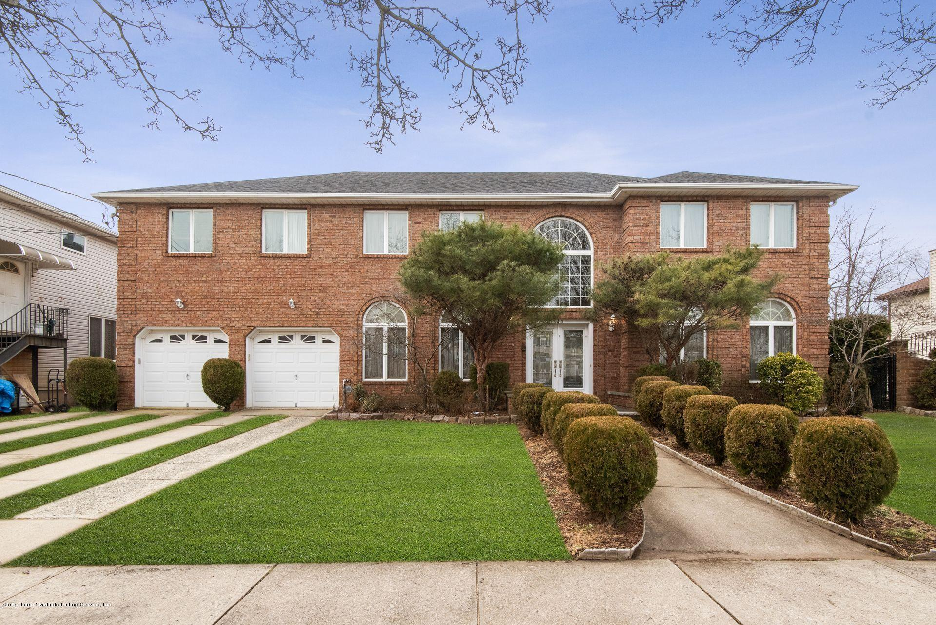 Two Family - Detached in Tottenville - 640 Yetman Avenue  Staten Island, NY 10307