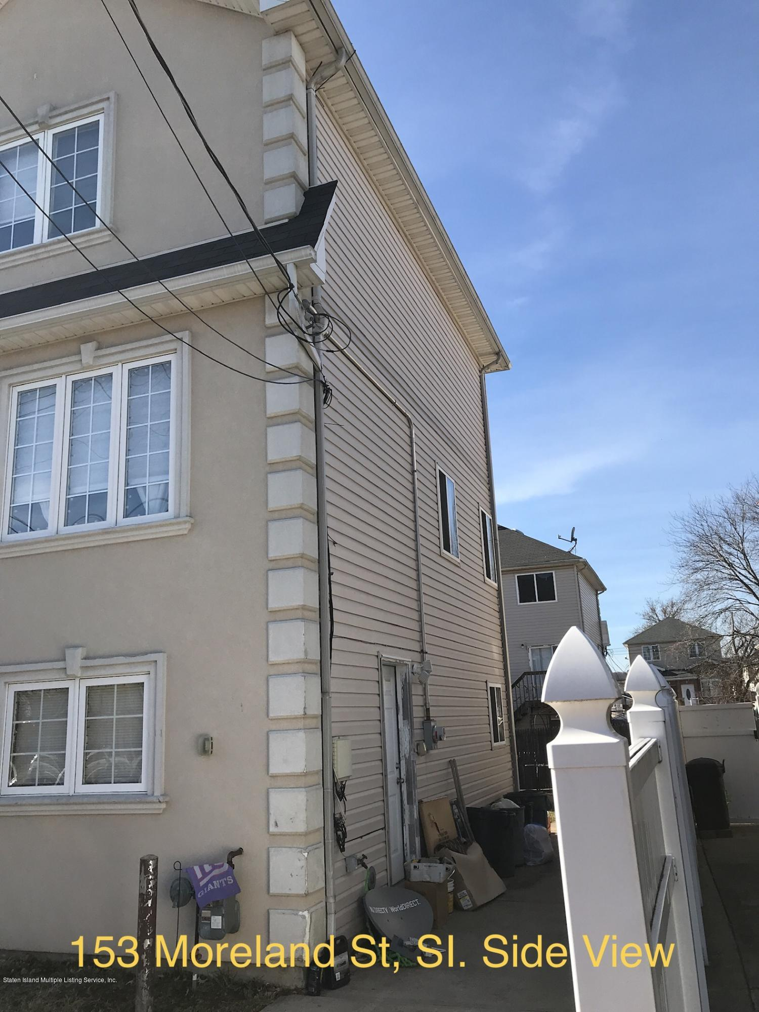 Single Family - Semi-Attached 153 Moreland Street  Staten Island, NY 10306, MLS-1126781-2