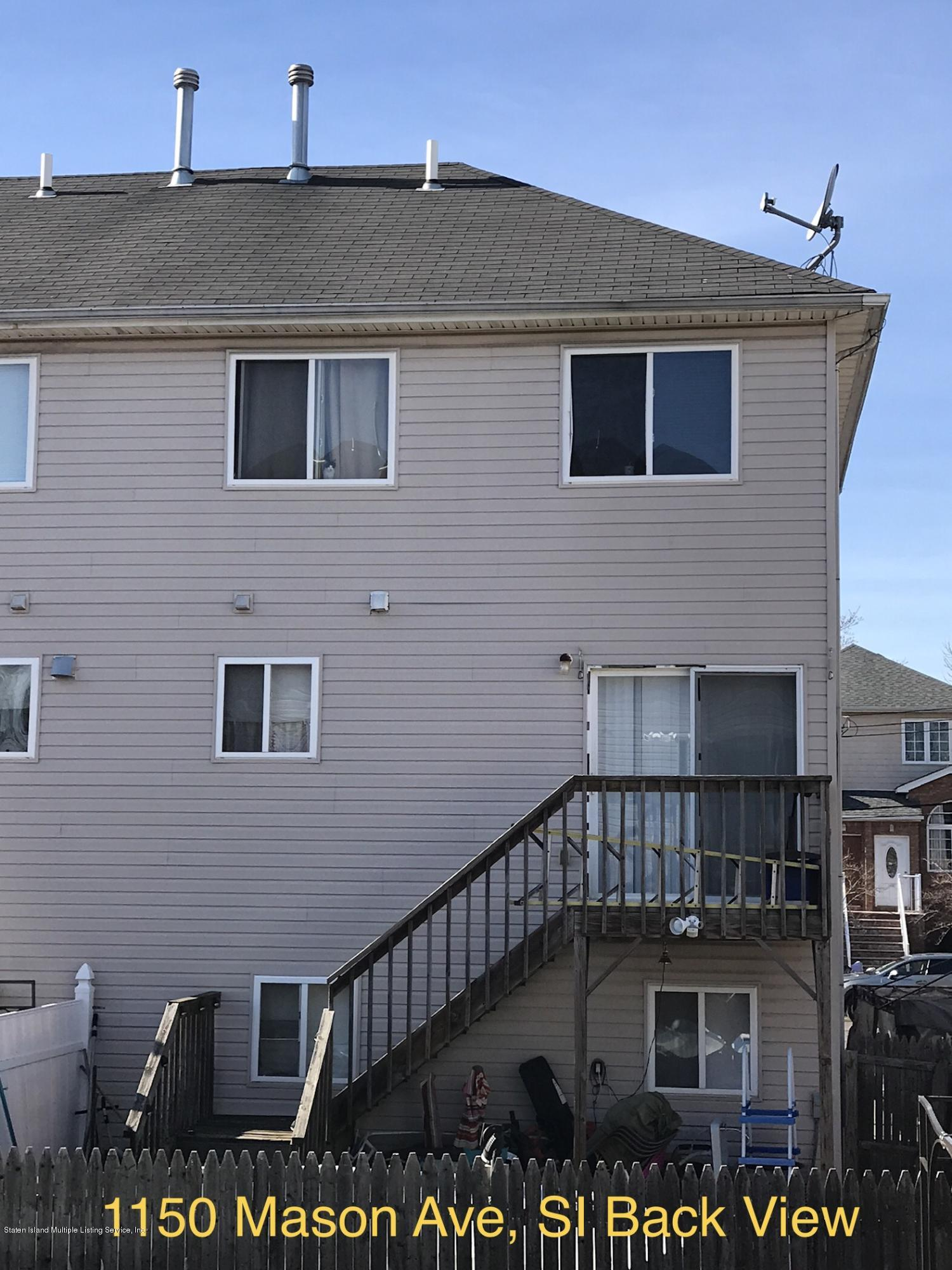 Single Family - Semi-Attached 153 Moreland Street  Staten Island, NY 10306, MLS-1126781-3