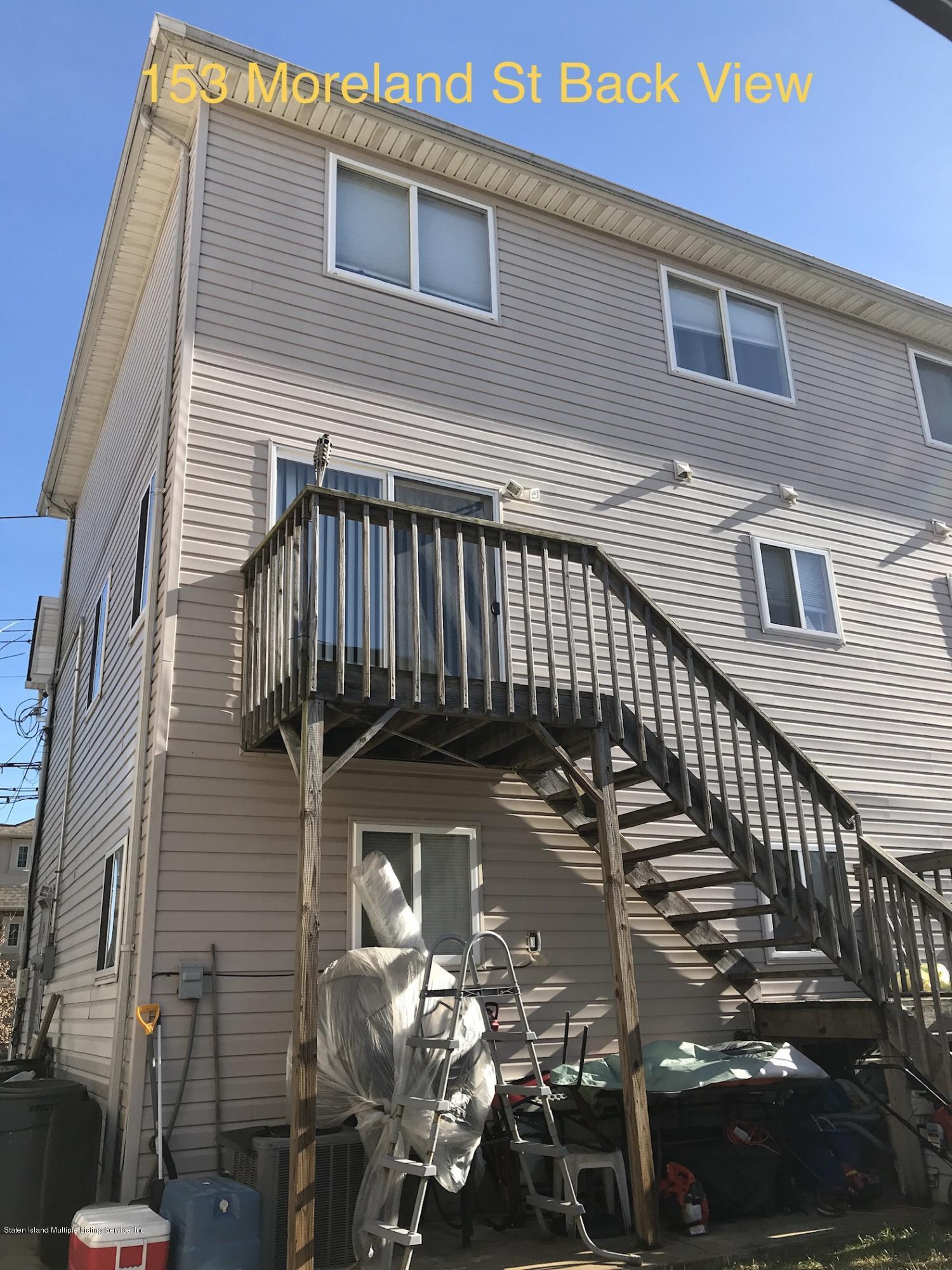 Single Family - Semi-Attached 153 Moreland Street  Staten Island, NY 10306, MLS-1126781-4