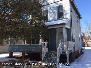 Princes Bay Colonial on Dead End Street. 50x141 Property.