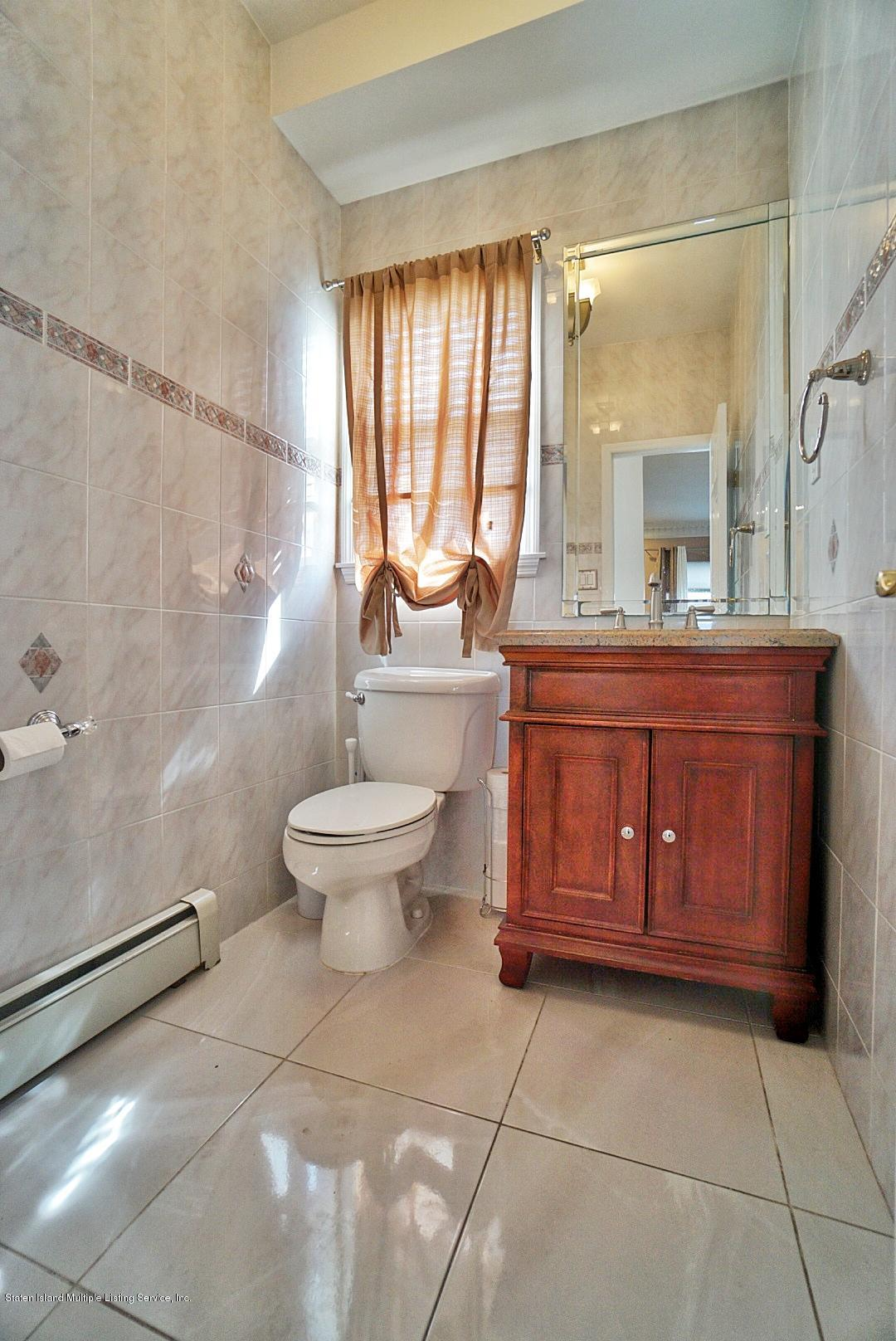 Two Family - Detached 399 Sleight Avenue  Staten Island, NY 10307, MLS-1126850-56