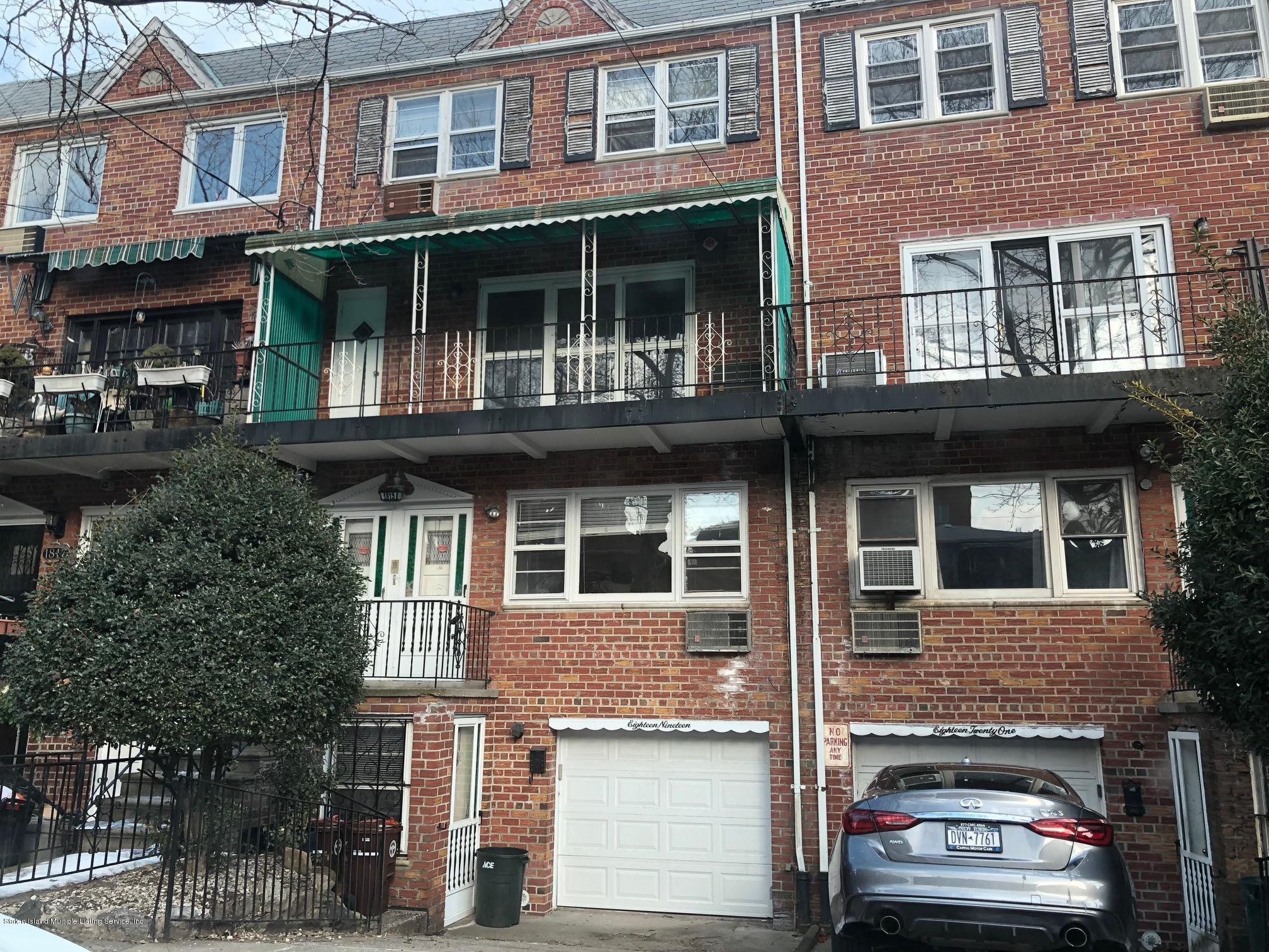 Two Family - Attached in Homecrest - 1819 14th Street  Brooklyn, NY 11229
