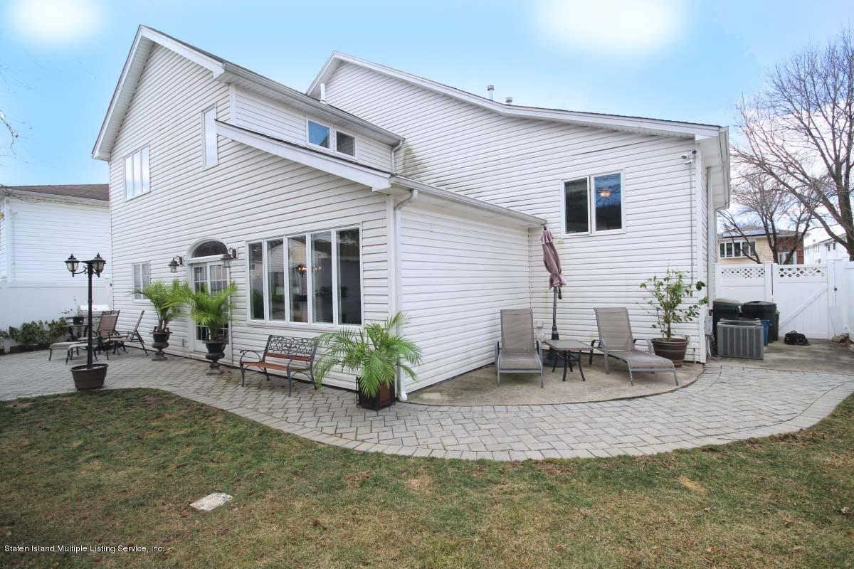 Single Family - Detached 141 Delmar Avenue  Staten Island, NY 10312, MLS-1126982-26