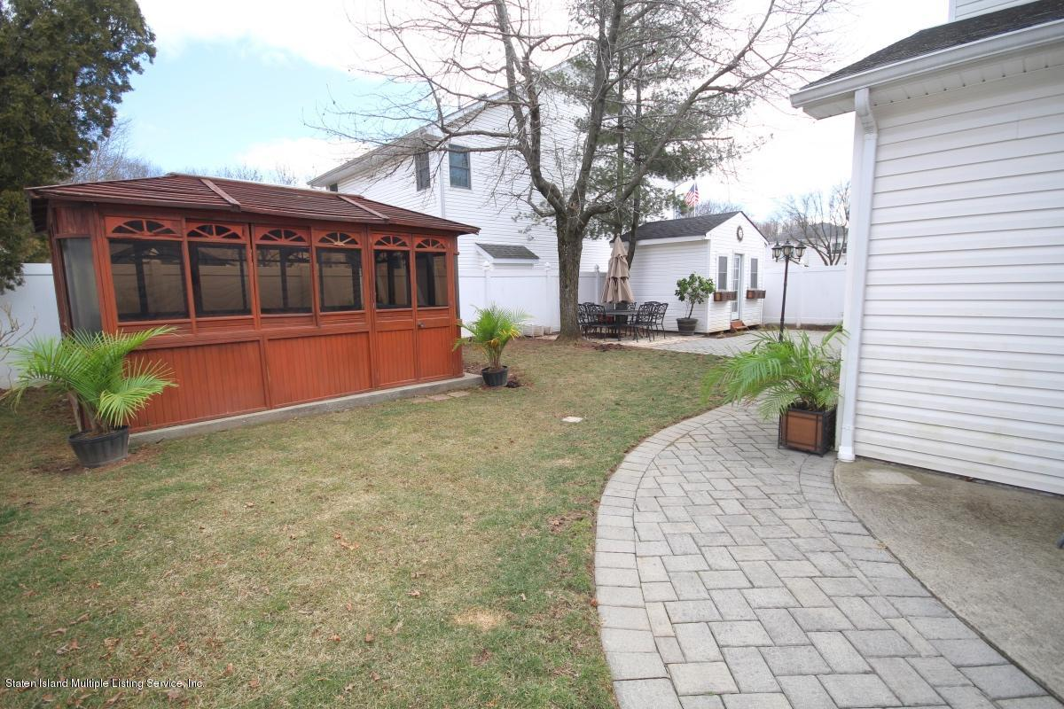 Single Family - Detached 141 Delmar Avenue  Staten Island, NY 10312, MLS-1126982-23