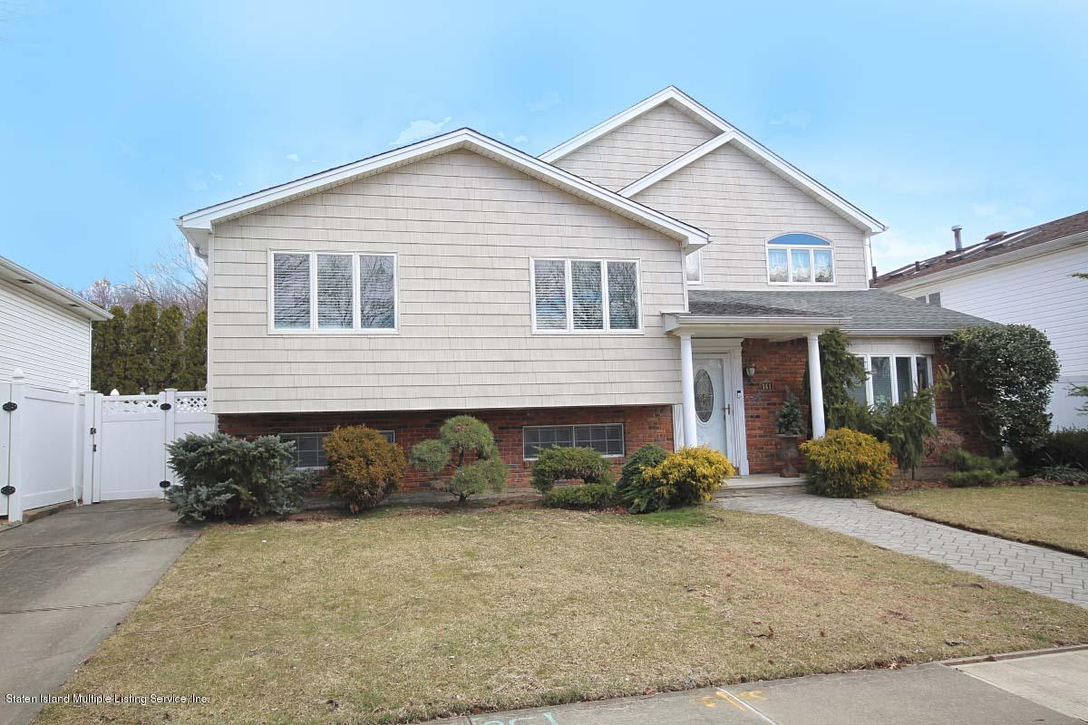 Single Family - Detached 141 Delmar Avenue  Staten Island, NY 10312, MLS-1126982-2