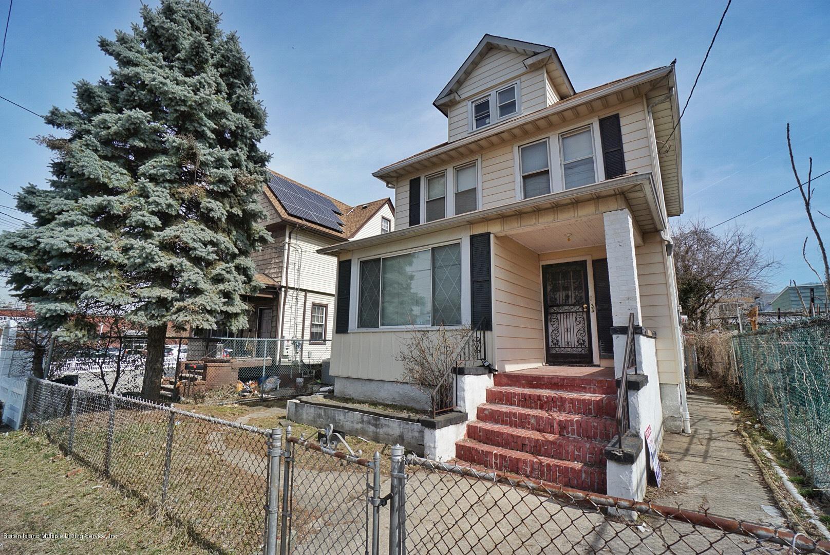 Single Family - Detached in New Brighton - 33 Lafayette Avenue  Staten Island, NY 10301