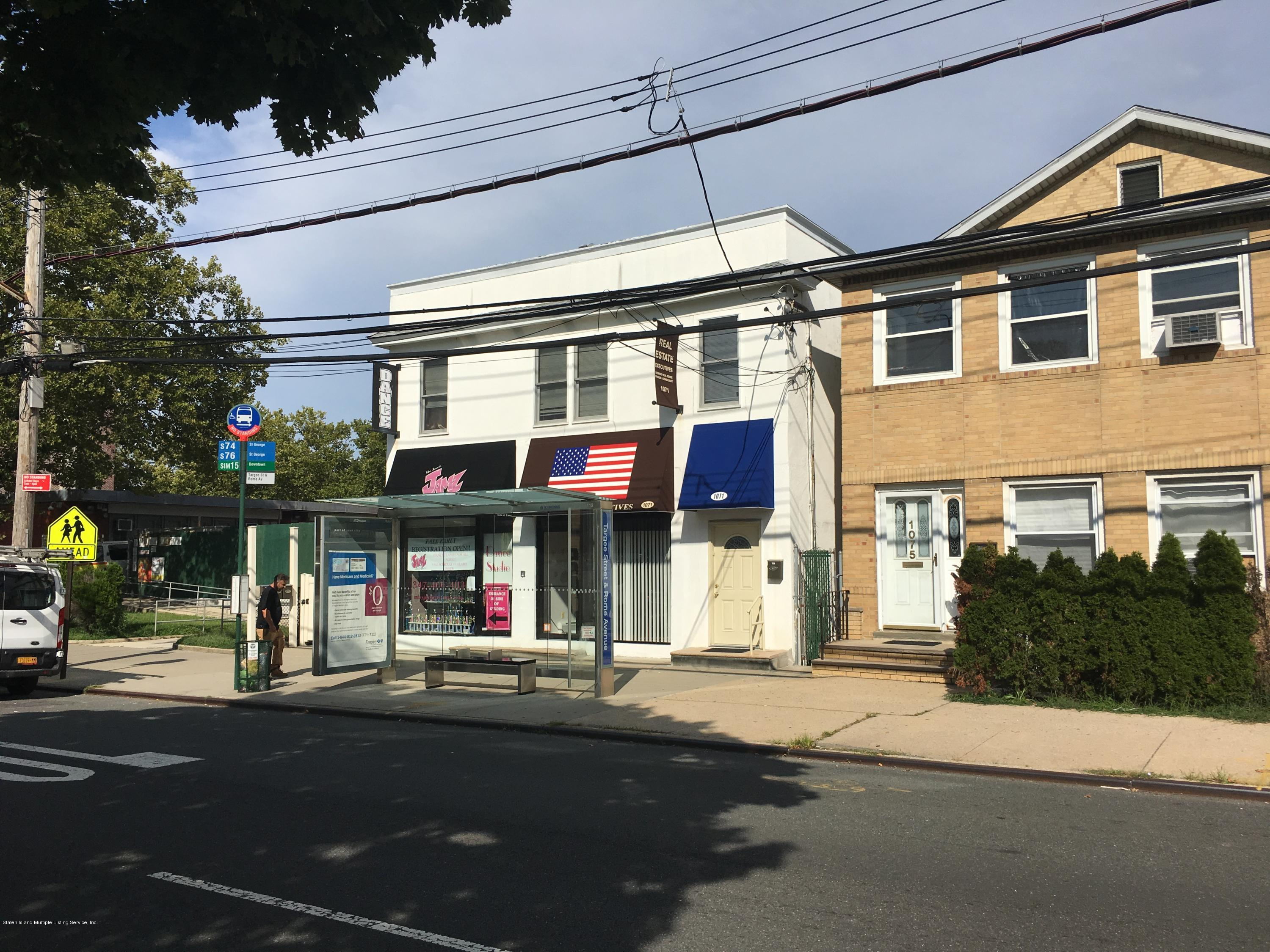Commercial 1071 Targee Street  Staten Island, NY 10304, MLS-1127100-2