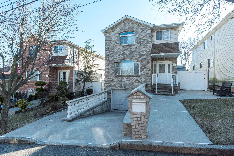 Single Family - Detached 211 Getz Avenue  Staten Island, NY 10312, MLS-1126946-2