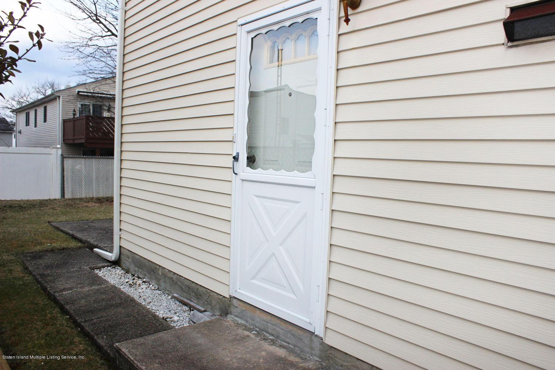 Two Family - Detached 345 Katan Avenue  Staten Island, NY 10308, MLS-1127192-17