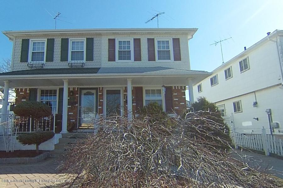 Single Family - Semi-Attached 263 Cortelyou Avenue  Staten Island, NY 10312, MLS-1127172-18