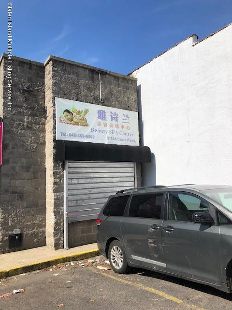 Commercial 2110 Clove Road A  Staten Island, NY 10305, MLS-1127193-3