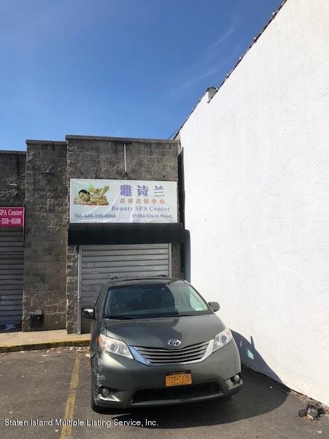 Commercial 2110 Clove Road A  Staten Island, NY 10305, MLS-1127193-4