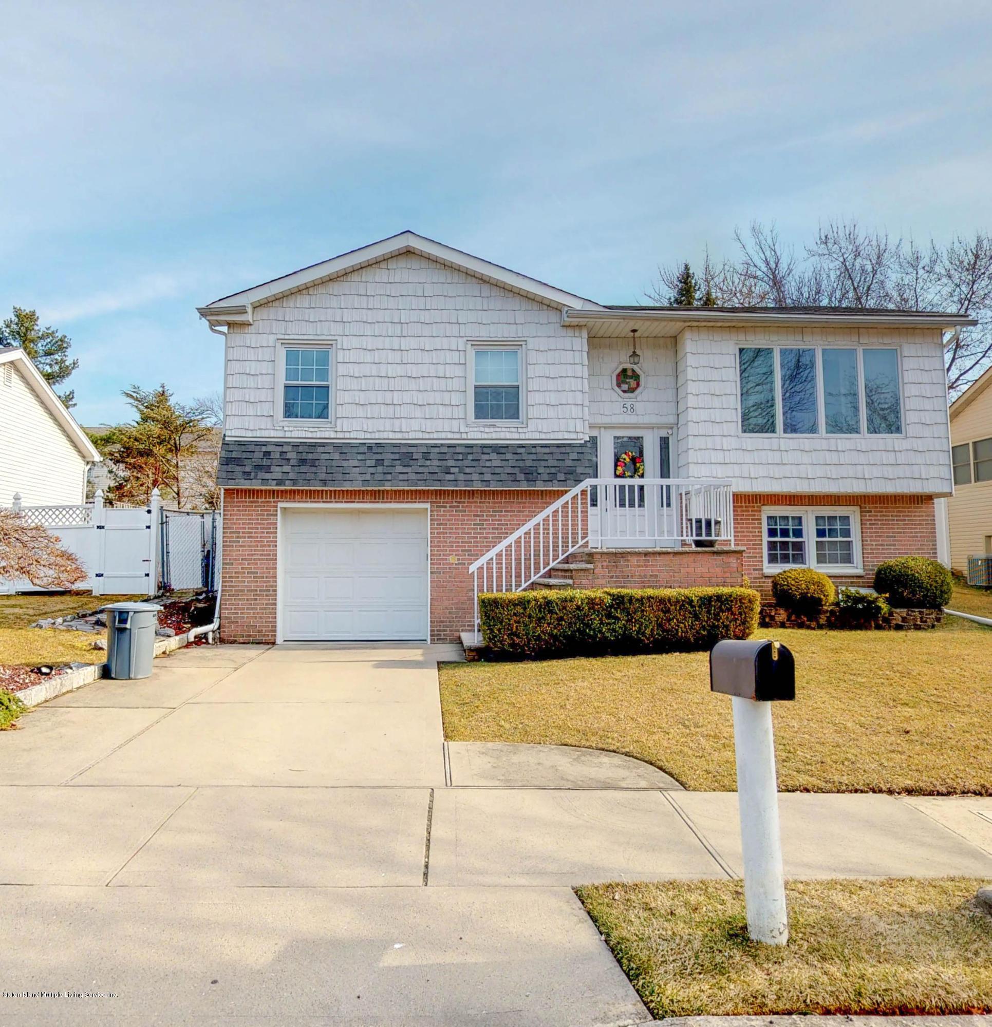 Single Family - Detached in S.E. Annadale - 58 Jansen Street  Staten Island, NY 10312
