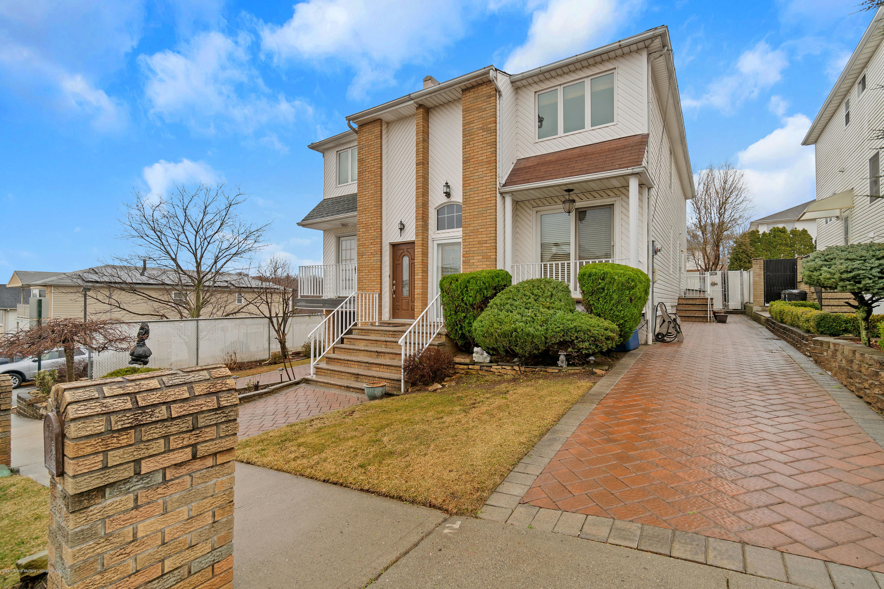 Single Family - Semi-Attached in Emerson Hill - 75 Hewitt Avenue  Staten Island, NY 10301