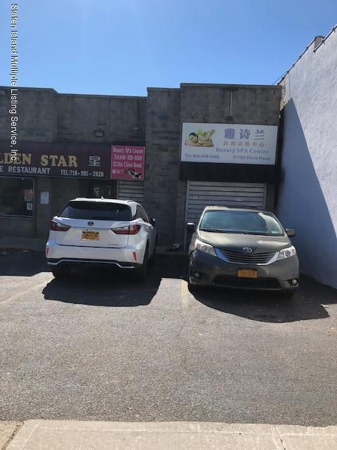 Commercial 2110 Clove Road A  Staten Island, NY 10305, MLS-1127193-2