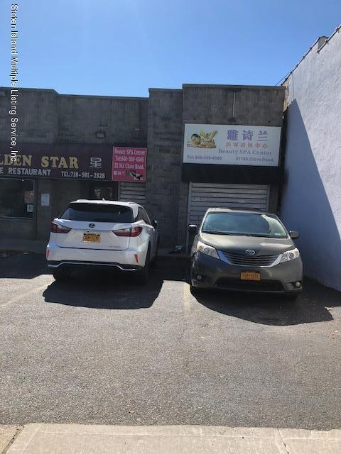Commercial in Grasmere - 2110 Clove Road A  Staten Island, NY 10305