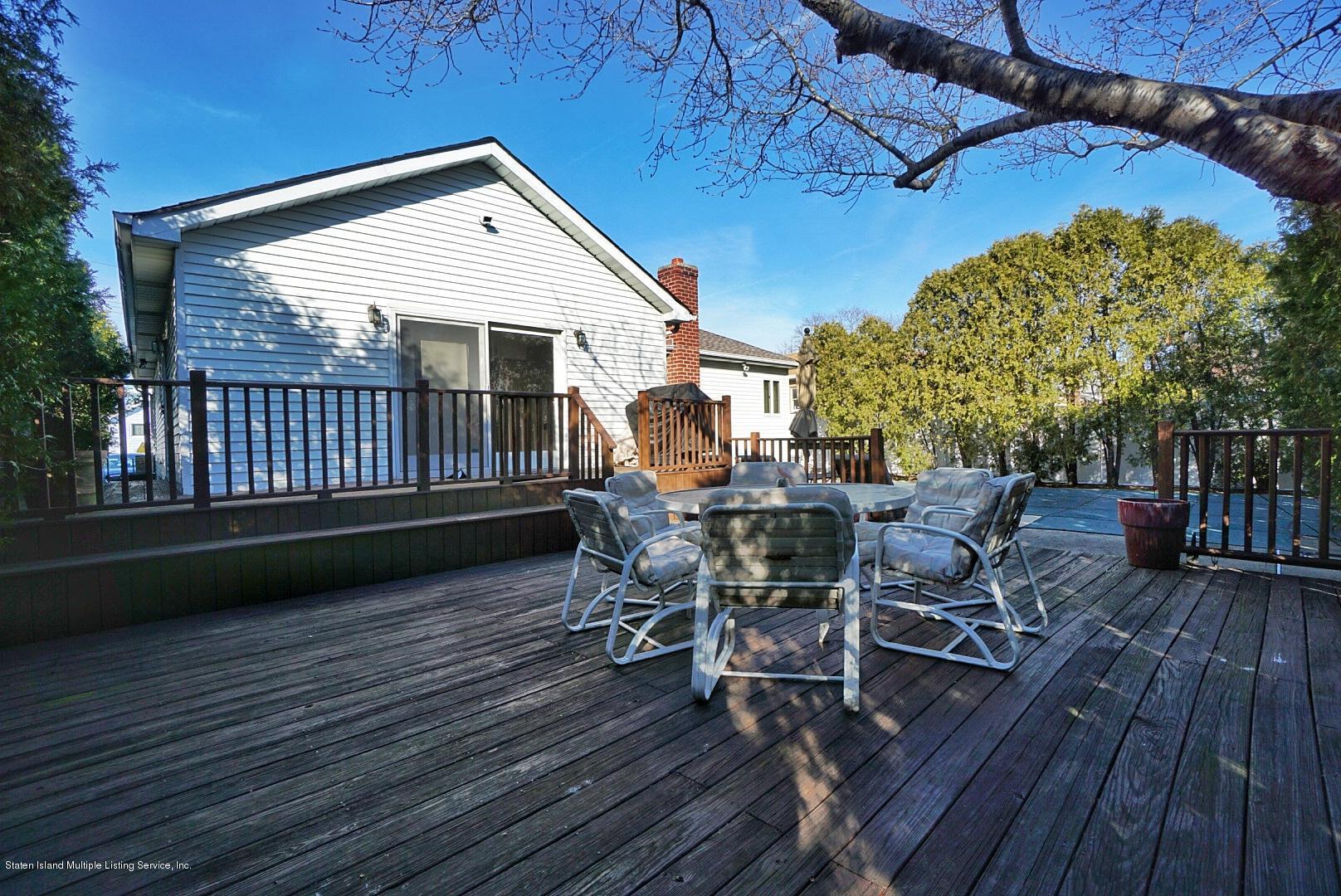 Single Family - Detached 183 Kensington Avenue  Staten Island, NY 10305, MLS-1127107-4