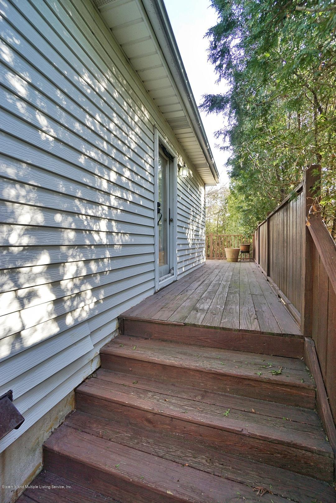 Single Family - Detached 183 Kensington Avenue  Staten Island, NY 10305, MLS-1127107-32