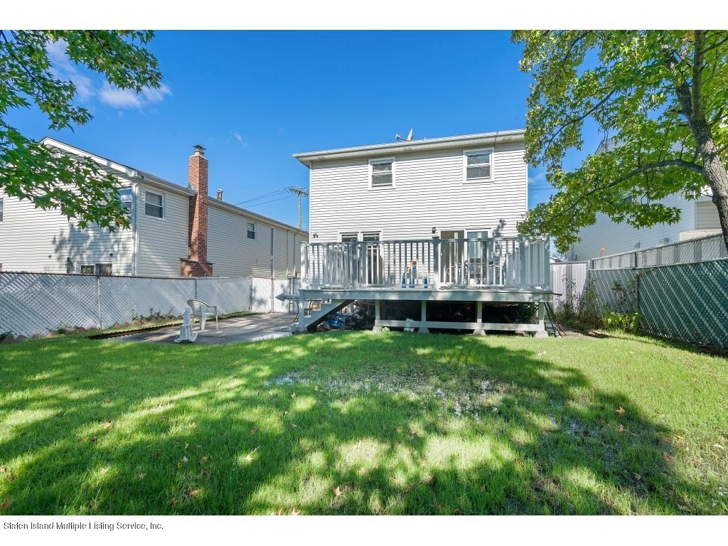 Single Family - Detached 362 Katan Avenue  Staten Island, NY 10308, MLS-1127206-25
