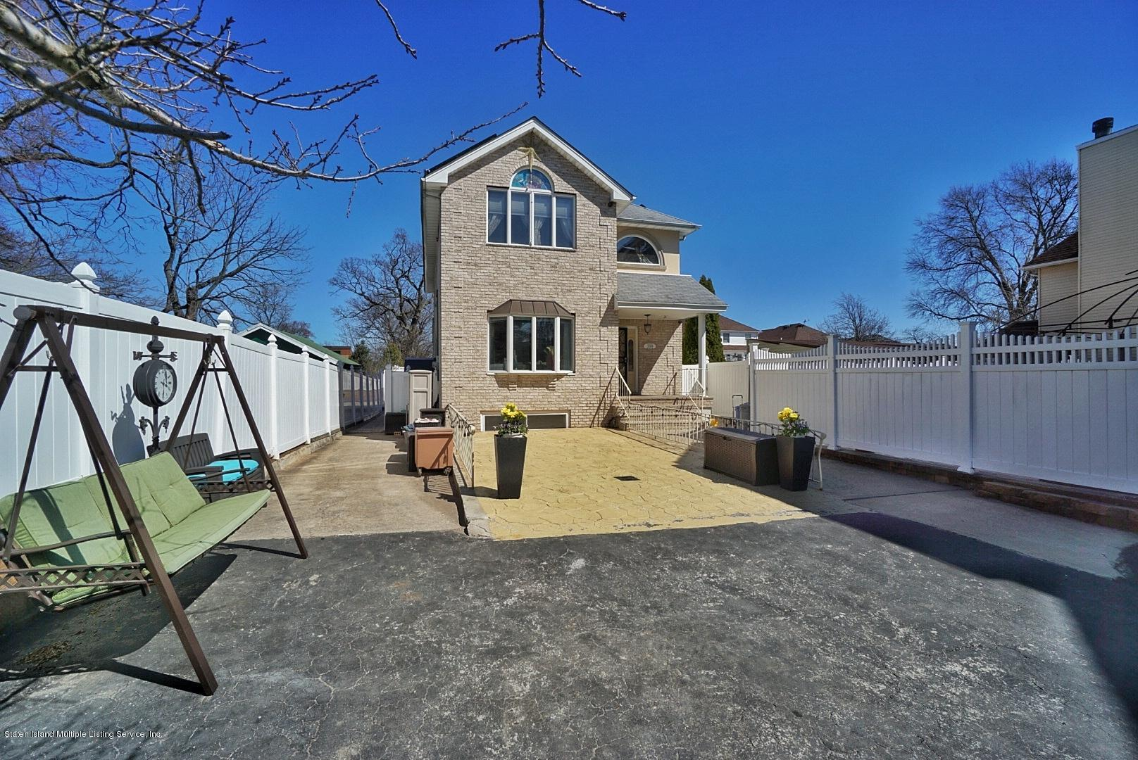 Two Family - Detached 399 Sleight Avenue  Staten Island, NY 10307, MLS-1126850-2