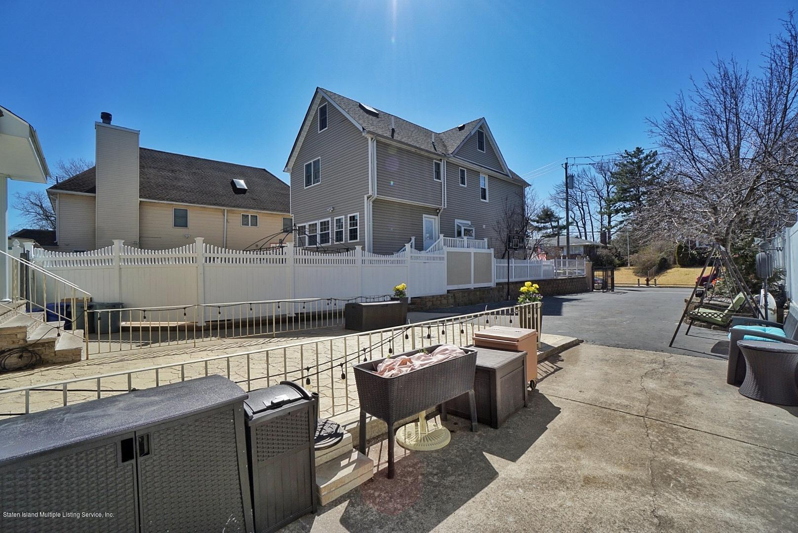 Two Family - Detached 399 Sleight Avenue  Staten Island, NY 10307, MLS-1126850-71