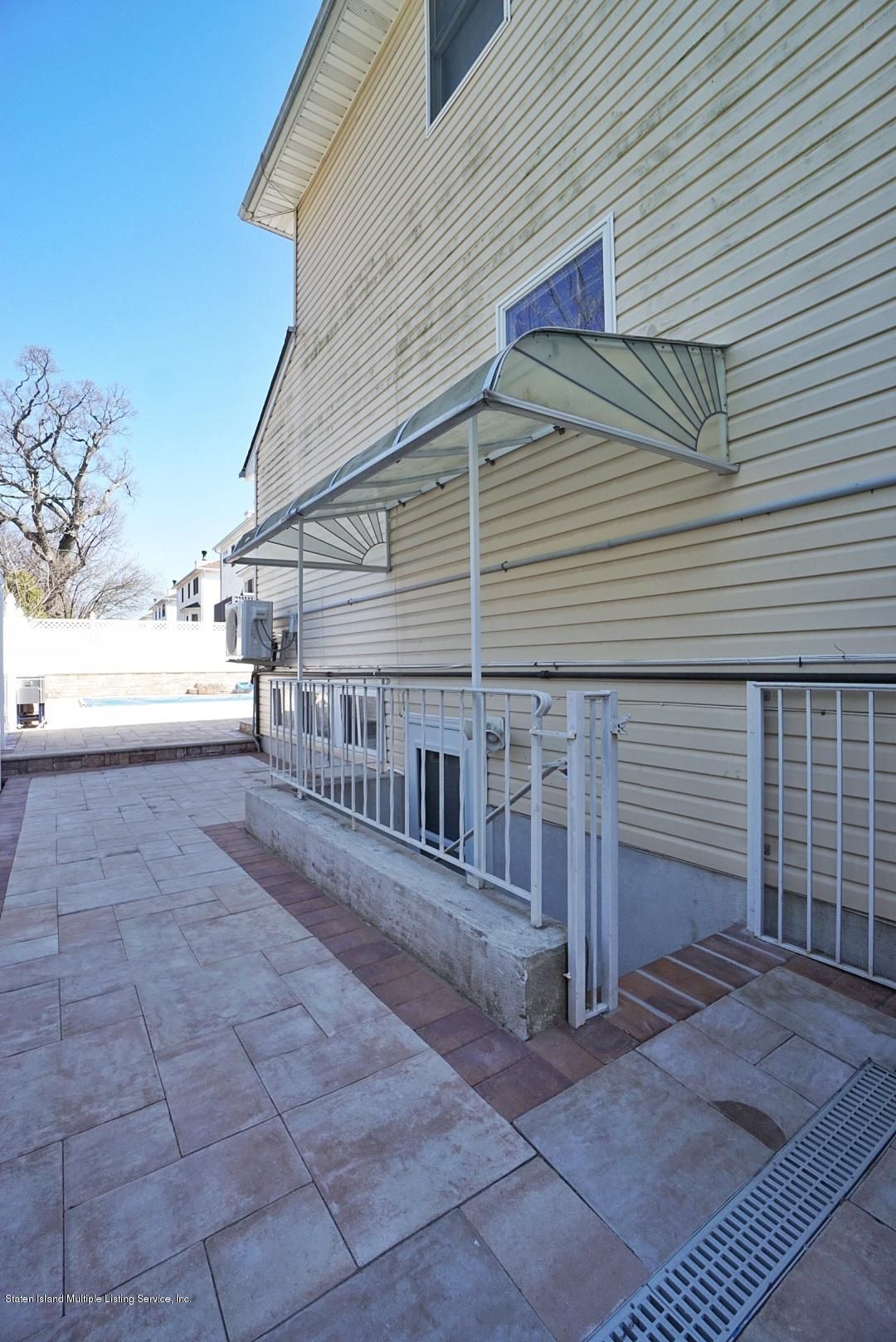 Two Family - Detached 399 Sleight Avenue  Staten Island, NY 10307, MLS-1126850-77