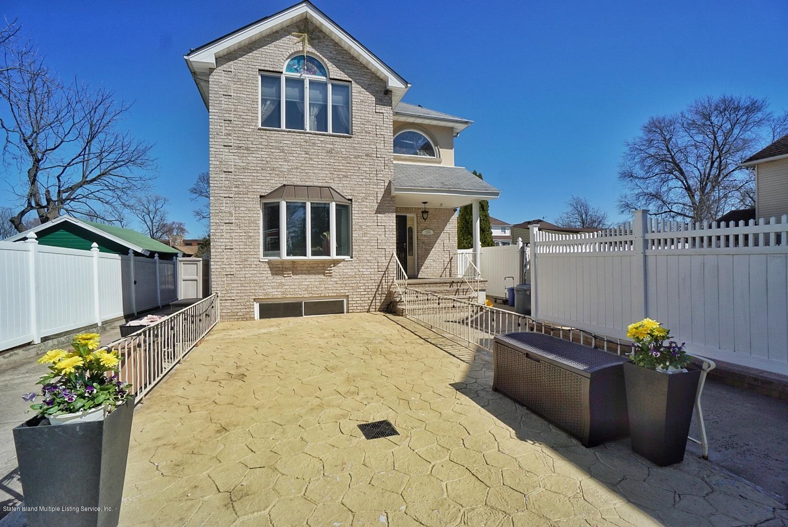 Two Family - Detached 399 Sleight Avenue  Staten Island, NY 10307, MLS-1126850-3