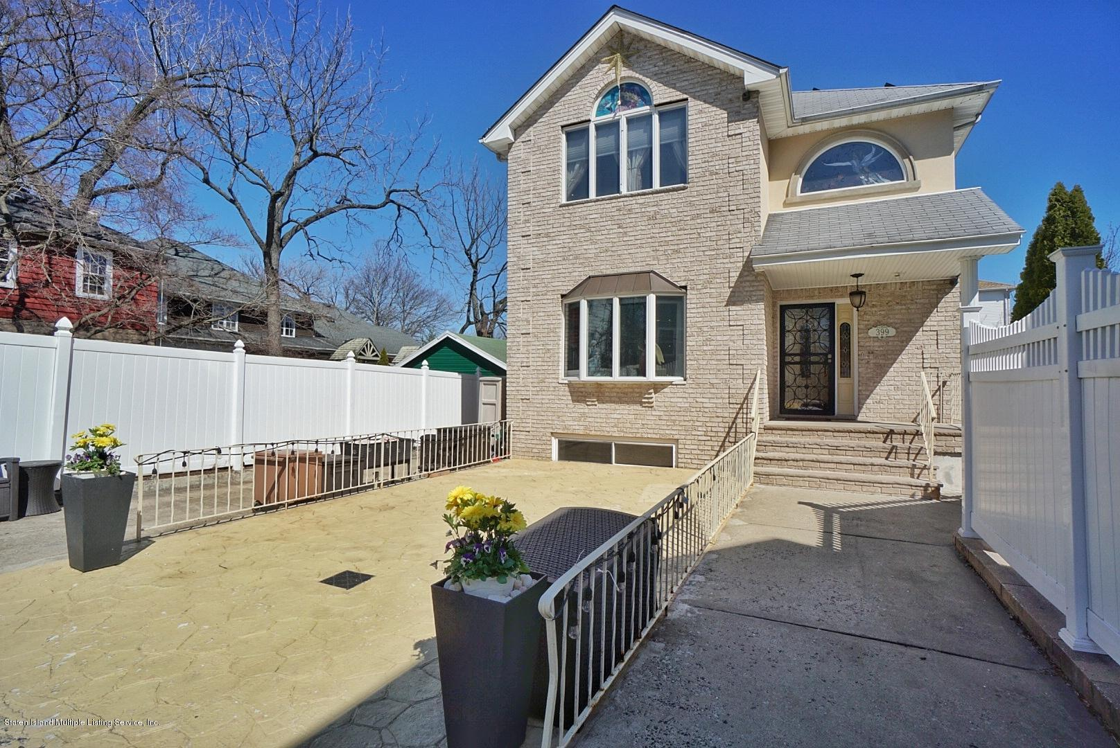 Two Family - Detached 399 Sleight Avenue  Staten Island, NY 10307, MLS-1126850-4