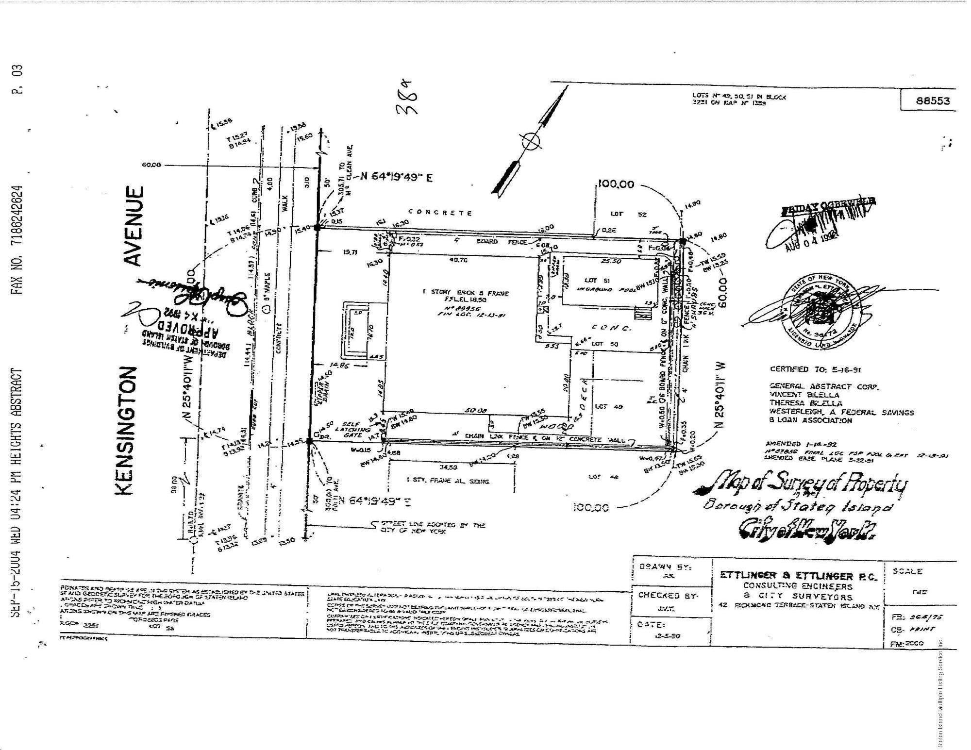 Single Family - Detached 183 Kensington Avenue  Staten Island, NY 10305, MLS-1127107-38