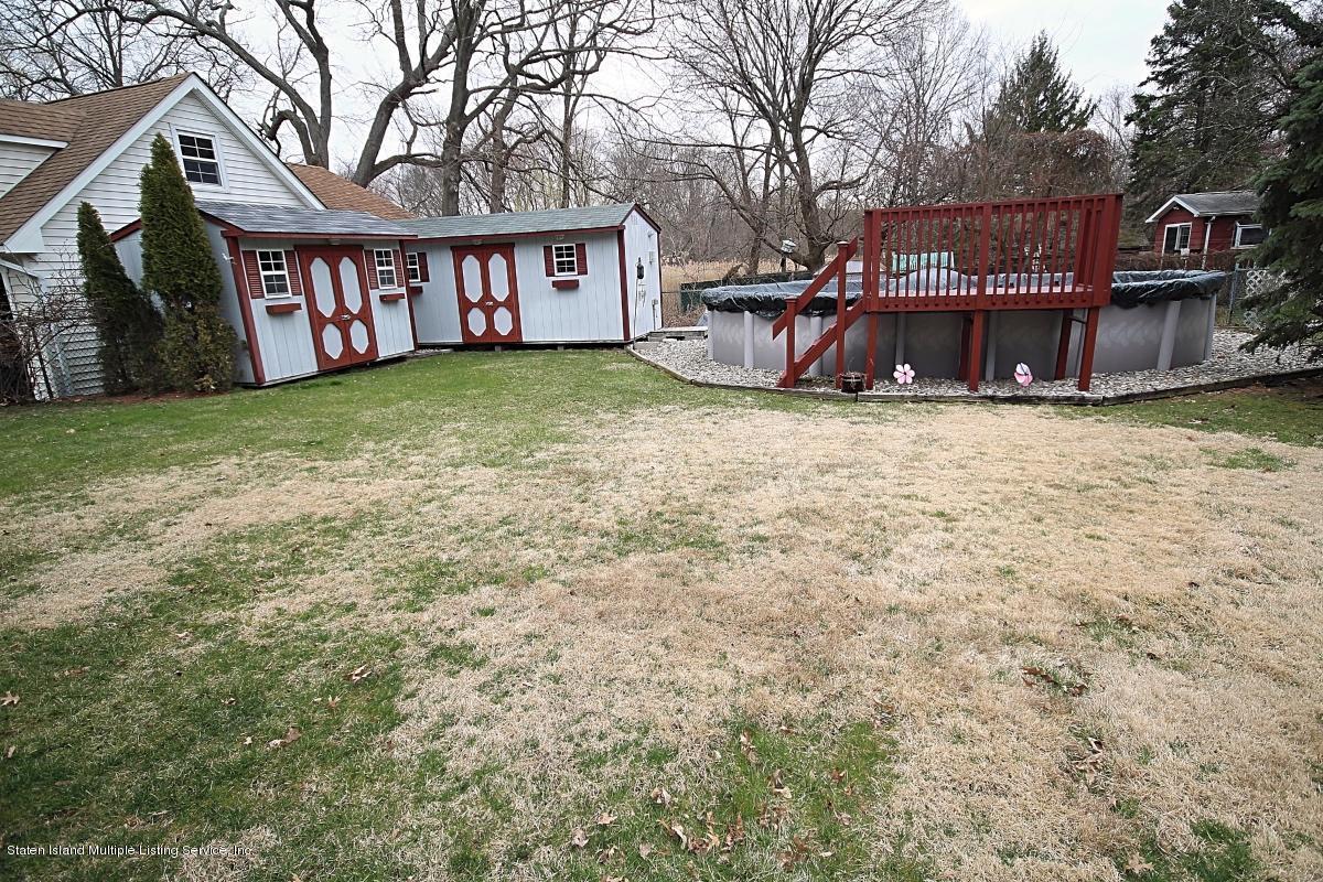 Single Family - Detached 113 Woodvale Avenue  Staten Island, NY 10309, MLS-1127531-28
