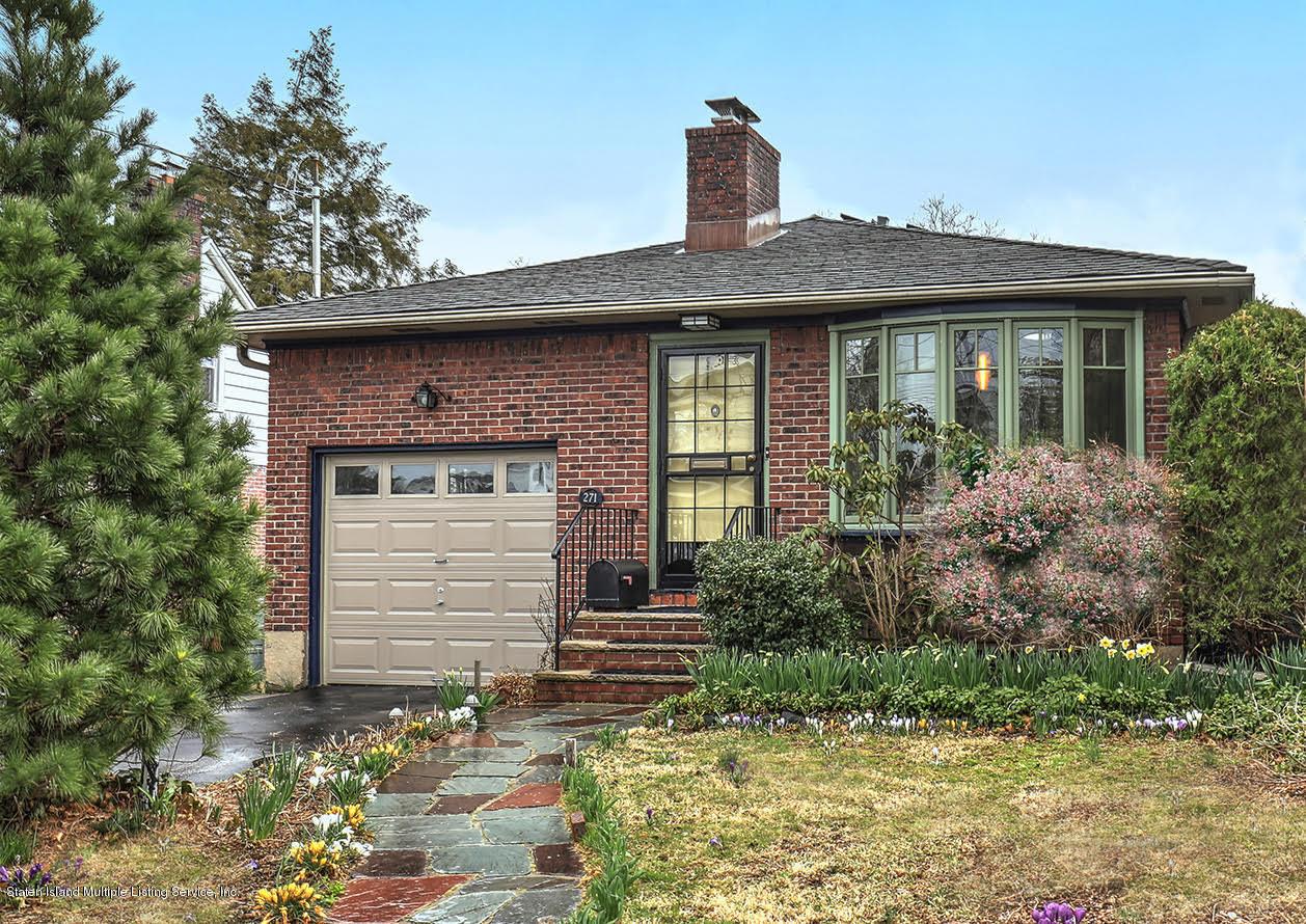 Single Family - Detached 271 Kissel Avenue  Staten Island, NY 10310, MLS-1125372-2