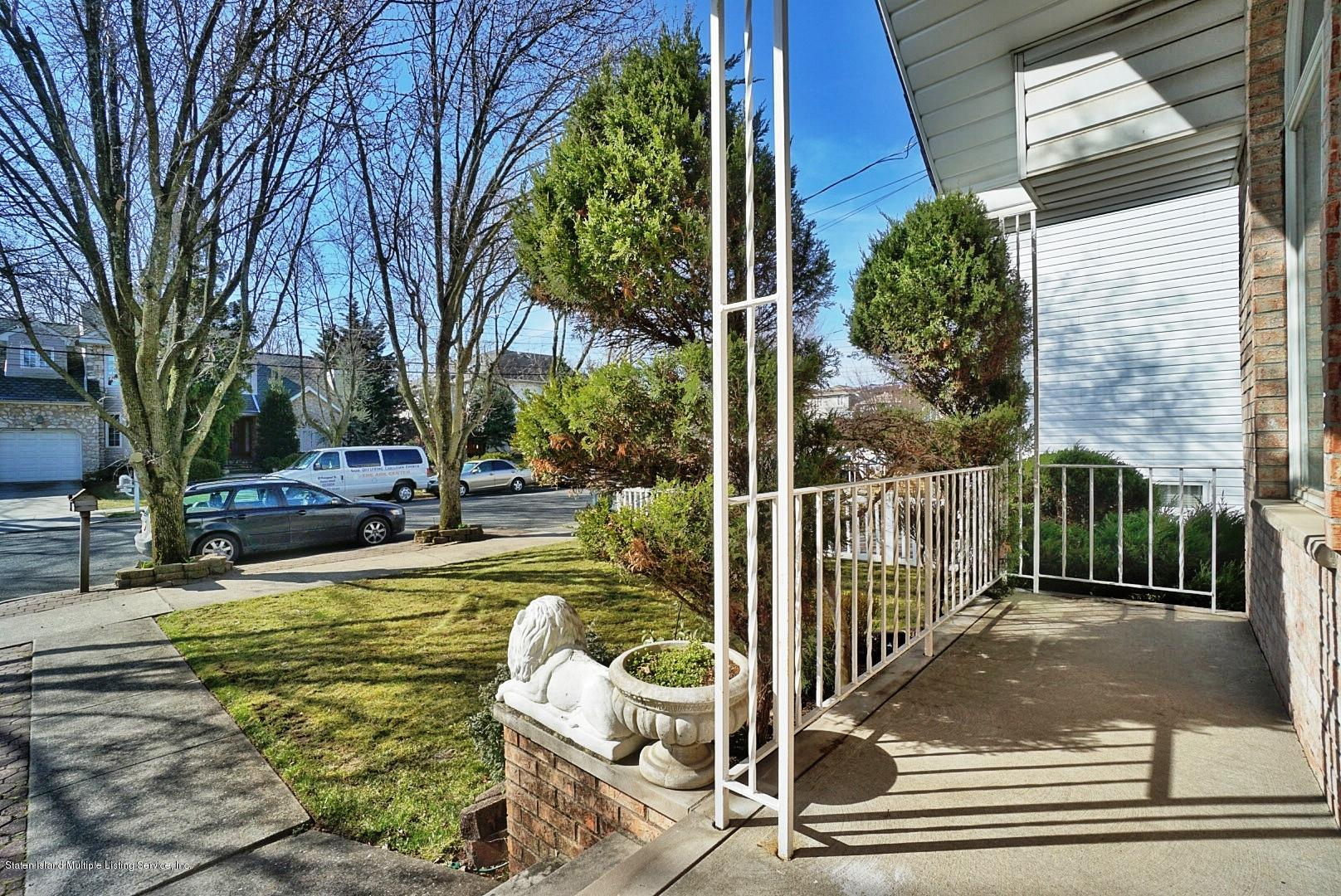 Single Family - Detached 329 Mcbaine Avenue  Staten Island, NY 10309, MLS-1127552-2