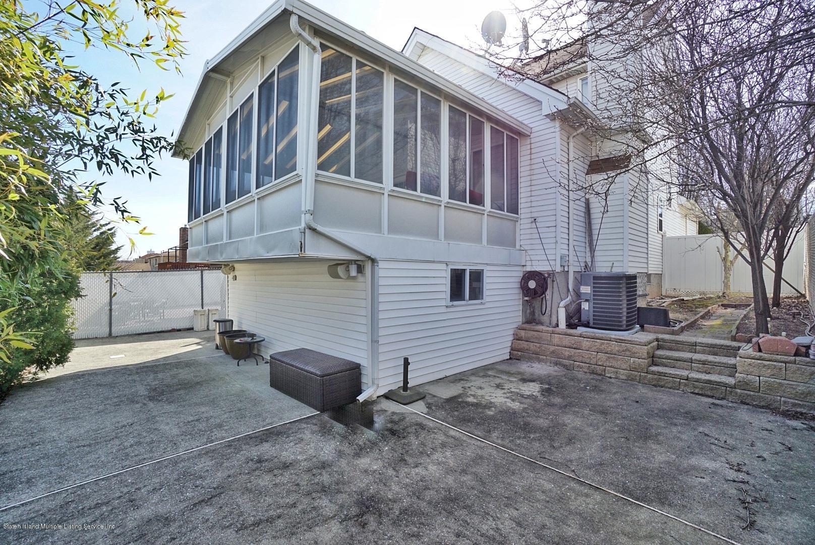 Single Family - Detached 329 Mcbaine Avenue  Staten Island, NY 10309, MLS-1127552-30
